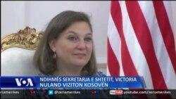 Ndihmës Sekretarja amerikane e Shtetit në Prishtinë