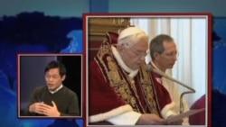 时事看台: 教宗退位 中梵关系无突破