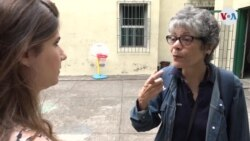 Venezolana educa para reducir la violencia