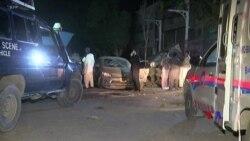 2019-05-14 美國之音視頻新聞: 巴基斯坦西南部發生的爆炸至少4死10傷
