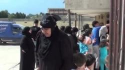 逃避战乱躲空袭,叙利亚人大逃离