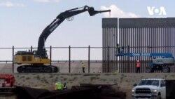 Що станеться з прикордонною стіною Дональда Трампа після приходу до влади демократів? Відео