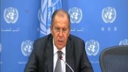 俄羅斯外長稱敘反對派須與勝利陣線分道揚鑣