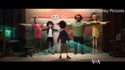 Big Hero 6 Fuses Science, Technology and Artistry