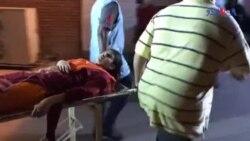 لاہور دھماکے کے عینی شاہد کی گفتگو