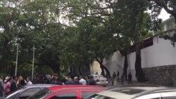 Venezuela: Familliares de víctimas reconocen cadáveres