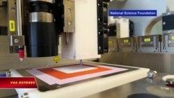Chế tạo xương đàn hồi từ công nghệ in 3D