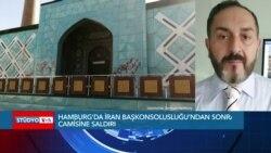 Hamburg'da Şii Camisine Boyalı Saldırı