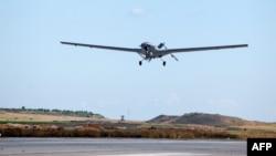 Bayraktar TB2 insansız hava aracı