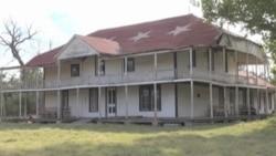 Comanche Chief Quanah Parker's Century-Old House Falling Apart