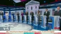 Cinquième débat démocrate à Atlanta