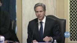 Слухання Ентоні Блінкена у Сенаті - головне про Україну. Відео