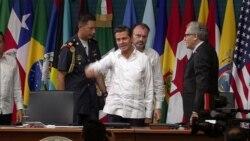 Sin acuerdos pero con promesas finaliza la OEA