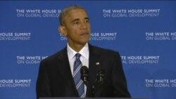 奥巴马:世界比以前更和平健康文明
