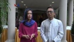 Apa Kabar Amerika: Iftar dan Nuzulul Quran Warga Indonesia di Washington DC