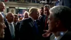 Між Трампом та главою ФБР зростає протистояння через таємний документ. Відео