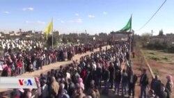 Danûstandinên Nav Alîyên Kurdên Rojava Çawa Dimeşin?