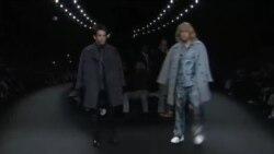 نمایش مارک والنتینو در هفته مد پاریس