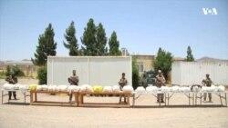 کشف ۷۲۰ کیلوگرام مواد مخدر در هرات