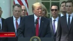 Trump: USMCA là 'thỏa thuận thương mại lớn nhất'