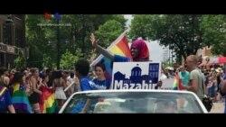 Islam di AS: Mazahir Salih, Muslimah Pertama di Dewan Kota Iowa City