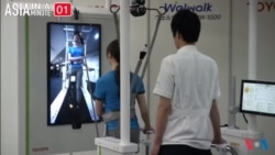 Toyota sẽ sản xuất chân robot giúp đi lại (VOA60 châu Á)