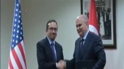 美土簽署協議訓練敘利亞反叛武裝