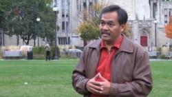Indra Ridwan: Penggiat Seni Sunda di Pittsburgh
