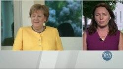 Анґела Меркель прибула у Білий дім - подробиці. Відео