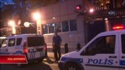 Nổ súng vào tòa đại sứ Mỹ ở Thổ Nhĩ Kỳ