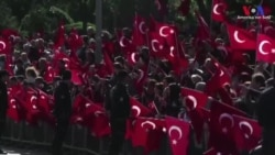 Cumhuriyet Bayramı İstanbul'da Coşkuyla Kutlandı
