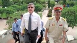 Australia lo ngại về hoạt động cải tạo đất của TQ ở Biển Đông