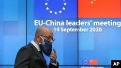 Президент Європейської ради Шарль Мішель був у контакті з охоронцем, в якого підтвердили коронавірус