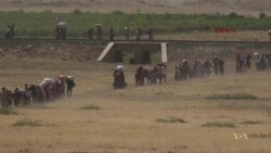 Militant Assault in Syria Displaces Thousands of Kurds