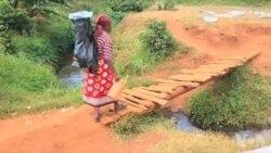 水袋帮助肯尼亚防止传染病
