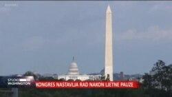 SAD: Brojne obaveze pred kongresmenima nakon povratka sa ljetnje pauze