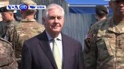 """Hoa Kỳ """"hết kiên nhẫn"""" với Bắc Triều Tiên (VOA60)"""