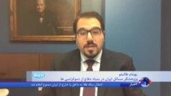 بهنام طالبلو: دو تابعیتی ها مهره های استراتژیک سپاه و تشکیلات تندرو هستند