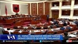 Shqipëri: Debat në parlament për vendimin e BE-së
