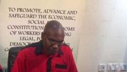 Sangano reZimbabwe Congress of Trade Unions Roronga Kuratidzira neMusi weChina