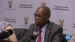 Africa do Sul reporta primeiro caso de coronavirus