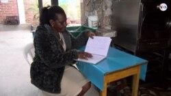 """""""Mamá coraje"""" la mujer que le abrió las puertas de su casa a los caminantes"""