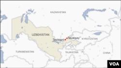 Tavaksay Uzbekistan