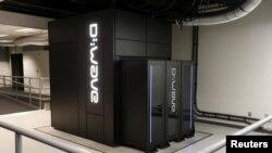 Квантовий комп'ютер D-Wave 2X