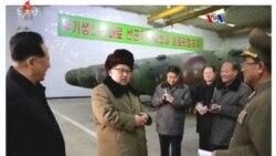 En entredicho declaraciones norcoreanas sobre nueva arma nuclear