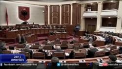Përplasje të reja në parlamentin e Shqipërisë mbi përpjekjet anti-krim