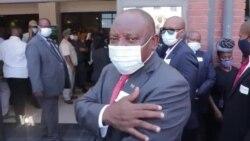 Début de la vaccination anti-covid en Afrique du Sud