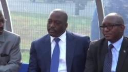 Joseph Kabila est venu encourager la RDC pour la demi-finale face aux Ivoiriens