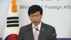 南韓抗議中國漁船非法捕撈