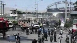 طالبان مسئولیت بمبگذاری در فرودگاه کابل را به عهده گرفت